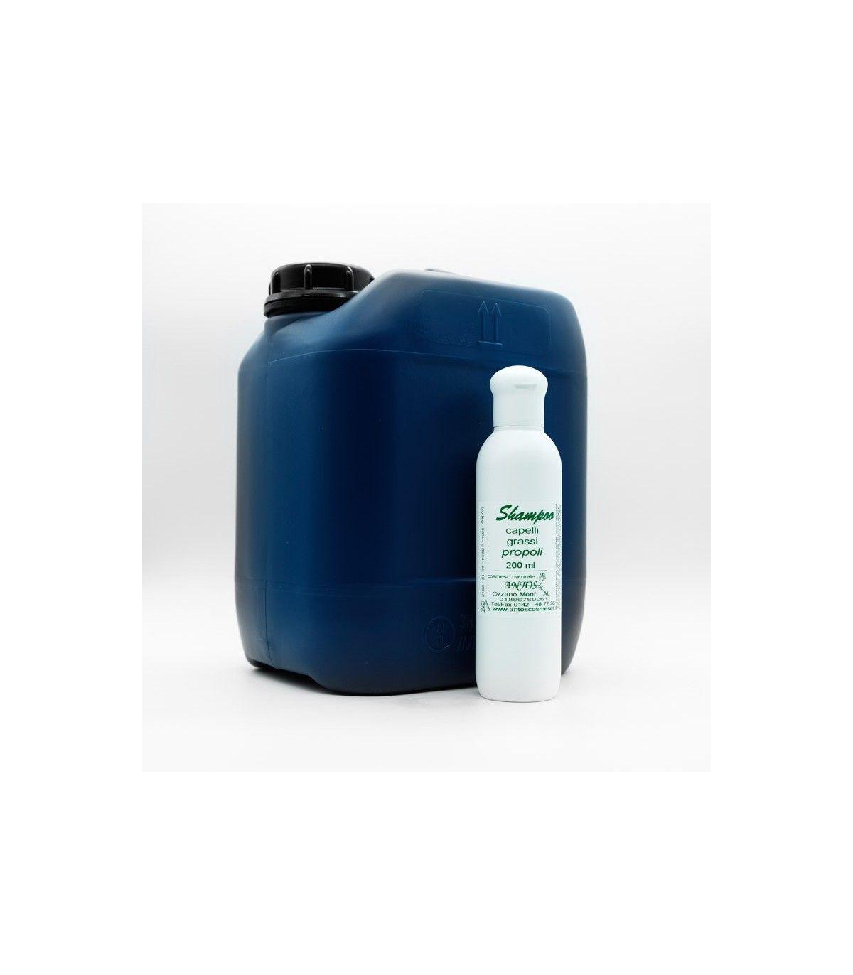 Shampoo per capelli grassi - tanica