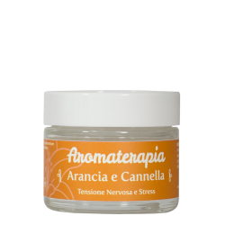 Aromaterapia all'arancio e cannella