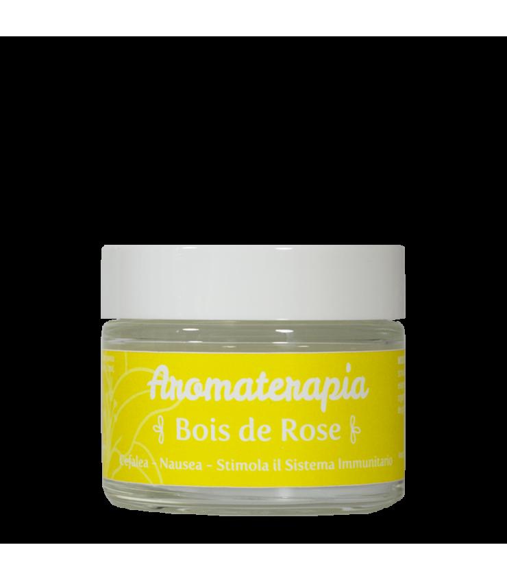 Aromaterapia al bois de rose