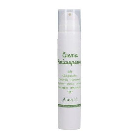 Crema viso anticouperose per pelli sensibili