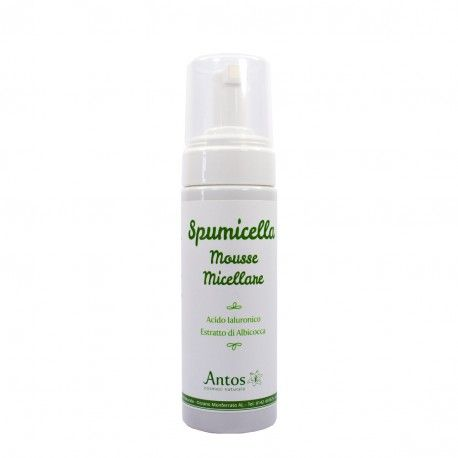 Spumicella - spuma micellare all'acido jaluronico