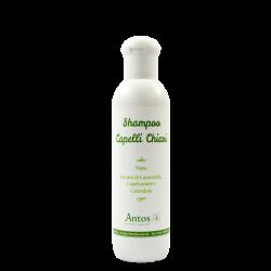 Shampoo per capelli chiari