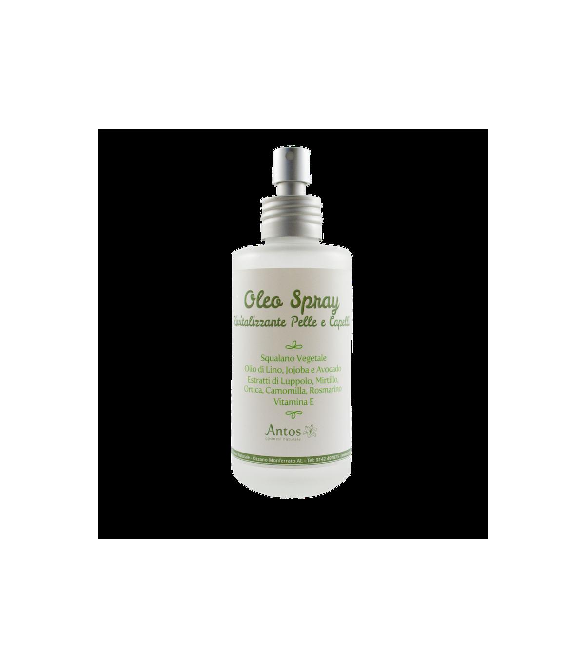 strategia importo delle vendite Tipo Fore  Oleo Spray - Olio rivitalizzante anticrespo capelli - olio secco pelle
