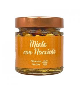 Miele con Nocciole - 250gr.